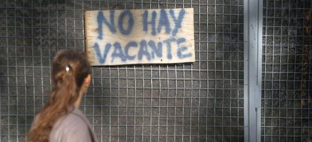 La desocupación riojana sigue por debajo de la media nacional