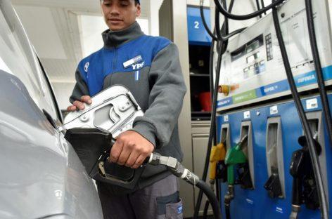 Nación dejó sin efecto el congelamiento de combustibles y suben 4%