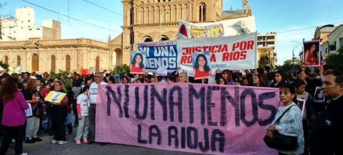 Este lunes, nueva marcha por #NiUnaMenos en La Rioja