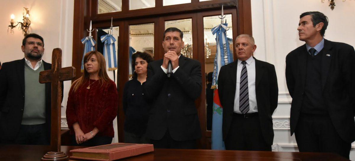 """Casas: """"La Rioja no avalará las recetas de despidos del FMI"""""""