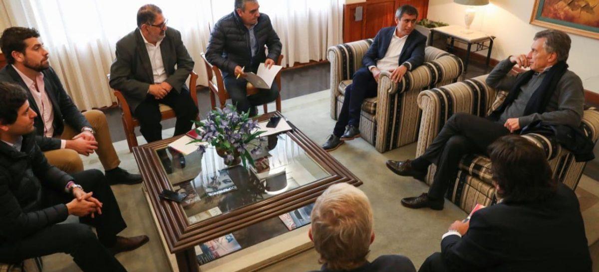 Paredes Urquiza y un nuevo encuentro cara a cara con Macri