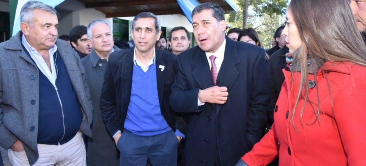 """Paredes: """"esperamos hechos concretos del gobierno provincial"""""""