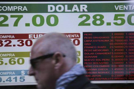 El dólar minorista sigue batiendo récords: $28,42