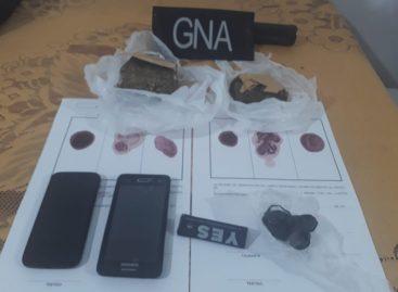 Gendarmería allanó viviendas e incautó marihuana: dos detenidos