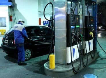 Golpe al bolsillo: subieron combustibles un 5% este domingo