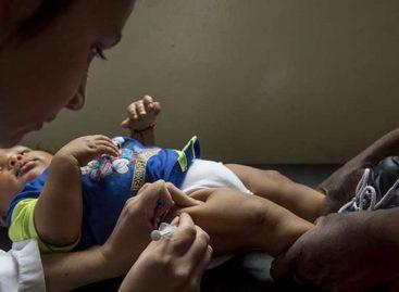 Niños recibirán dosis extra de la vacuna contra el sarampión