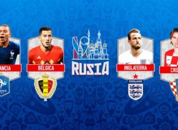 Rusia 2018 tendrá un campeón europeo