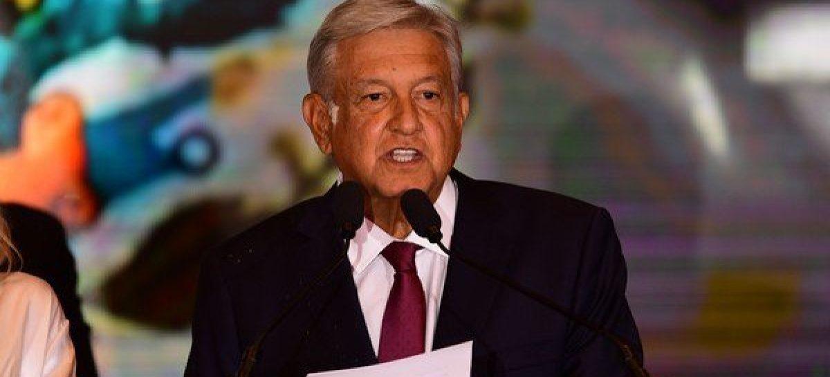 López Obrador fue electo presidente de México