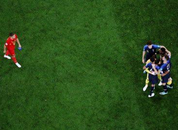 Francia es el primer finalista en el Mundial de Rusia