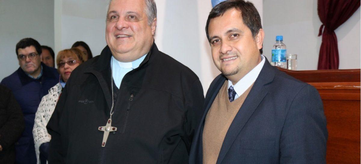 Marcelo Colombo, el Ciudadano Ilustre