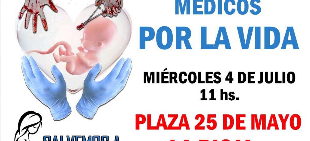 Médicos realizarán un 'chaquetazo' contra el aborto legal