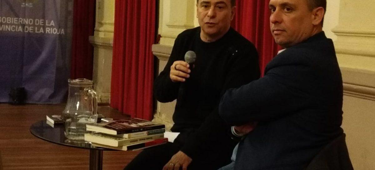 """""""La Feria del Libro de La Rioja es una referencia en todo el País"""""""