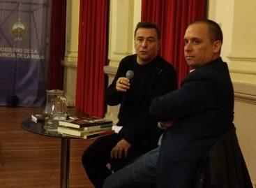 «La Feria del Libro de La Rioja es una referencia en todo el País»