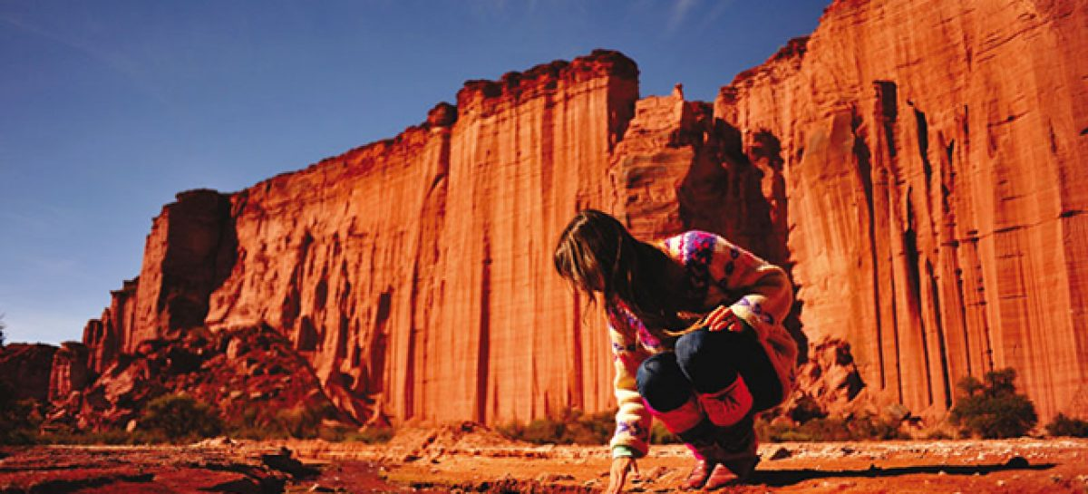 Talampaya es una de las 7 Maravillas Naturales Argentinas