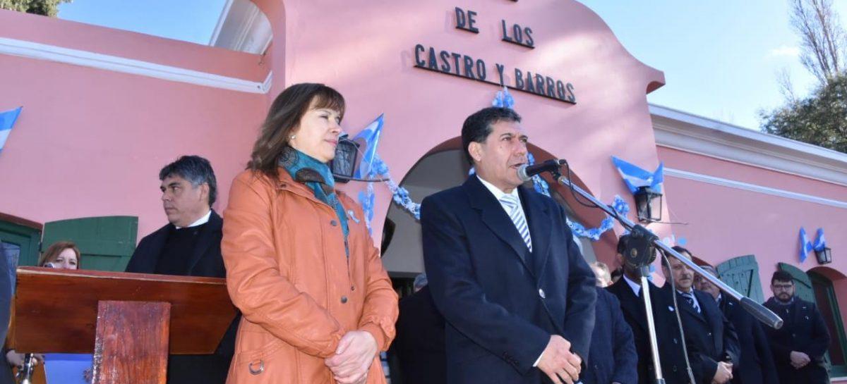 Casas a Macri: «Denos a los riojanos lo que es de los riojanos»