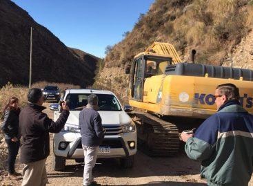 Guiño oficial a los sectores anti minería en el Oeste