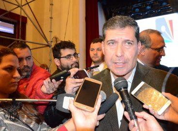 """Casas y el ajuste que se viene: """"Más a La Rioja no le pueden sacar"""""""