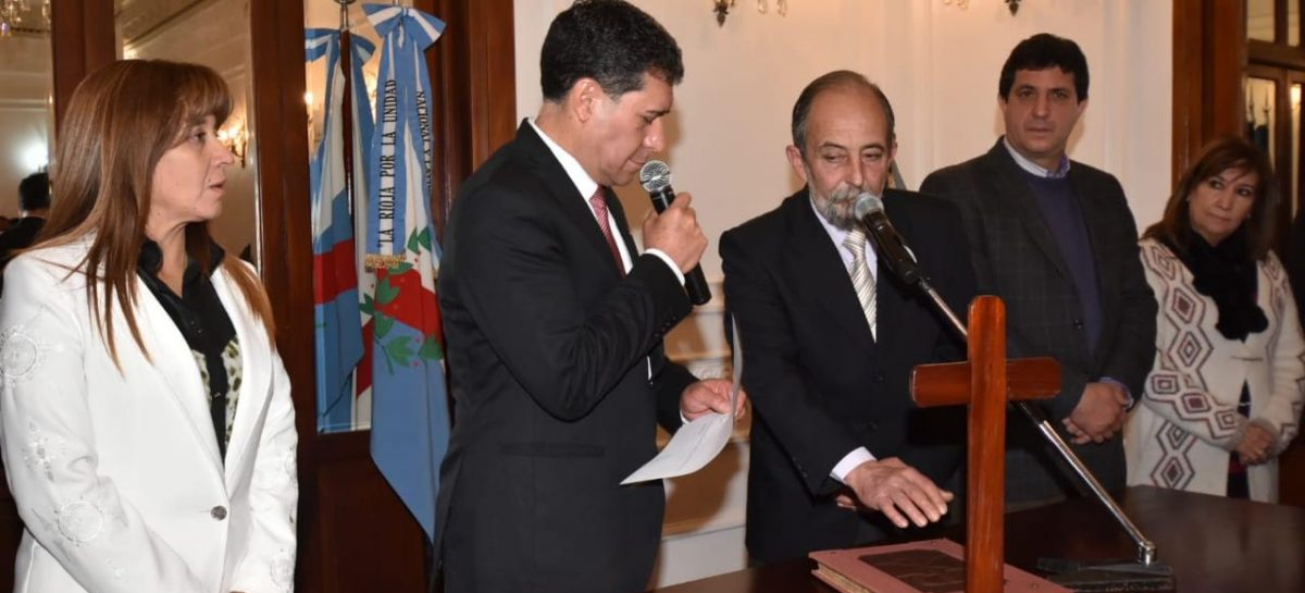 El gobierno riojano designó al nuevo secretario de Minería