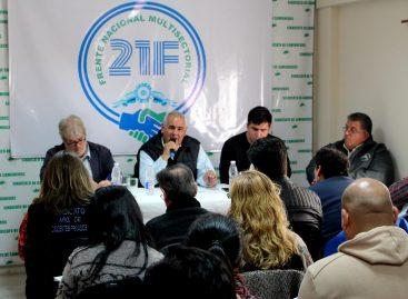 La Rioja sumó frente sindical contra la política economica macrista