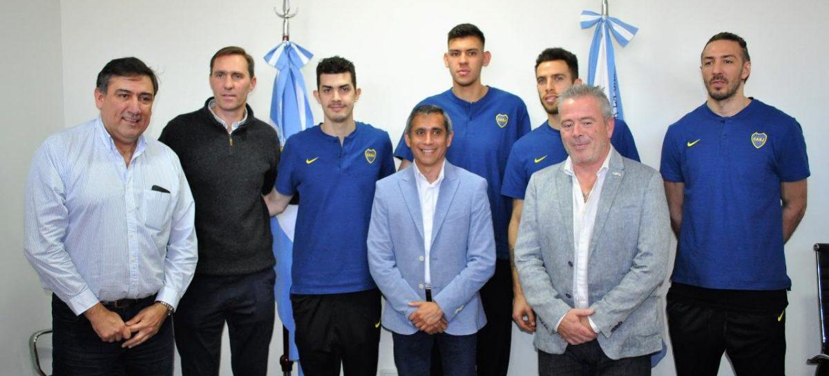 Básquet. Boca Juniors juega el viernes en el Poli Menem