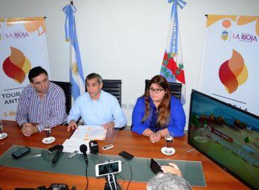 El 5 de septiembre llega la Antorcha Olímpica a La Rioja
