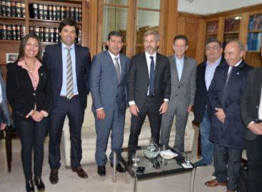 Fondos extra. La Rioja ya le reclama $8400 millones a Nación para 2019