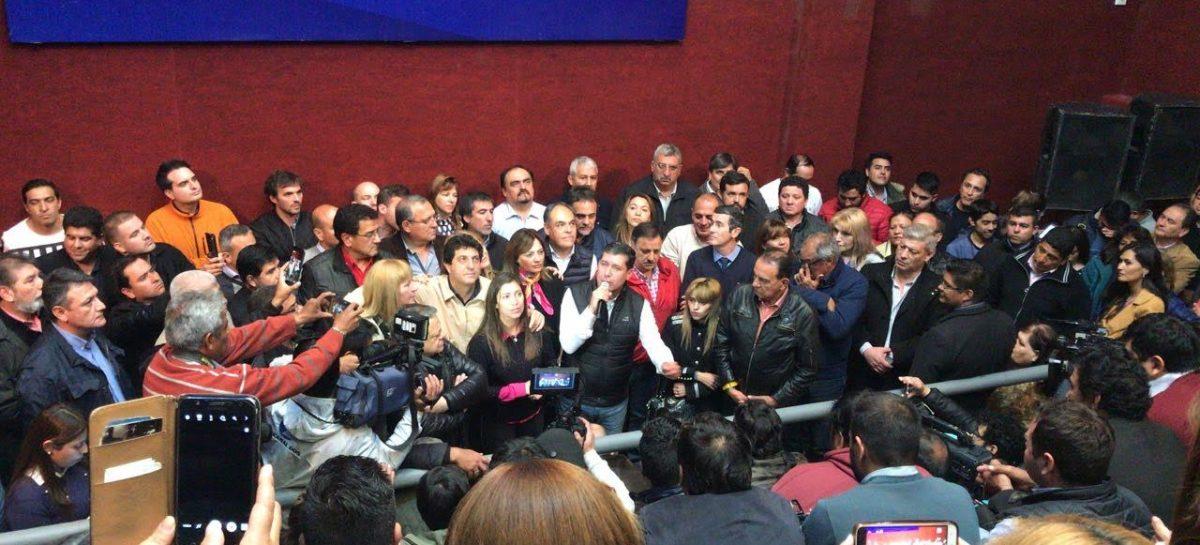 Sergio Casas quedó al frente del PJ: fue elegido presidente