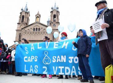 Municipales autorizados para ir a la marcha 'Por la Vida'