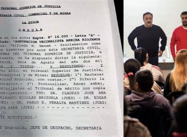 El PJ capitalino suma un nuevo concejal: Alfredo Menem