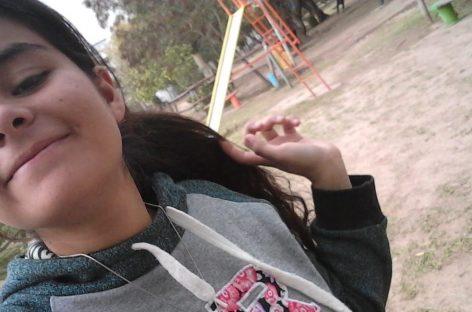 Buscan dar con el paradero de una menor de 14 años