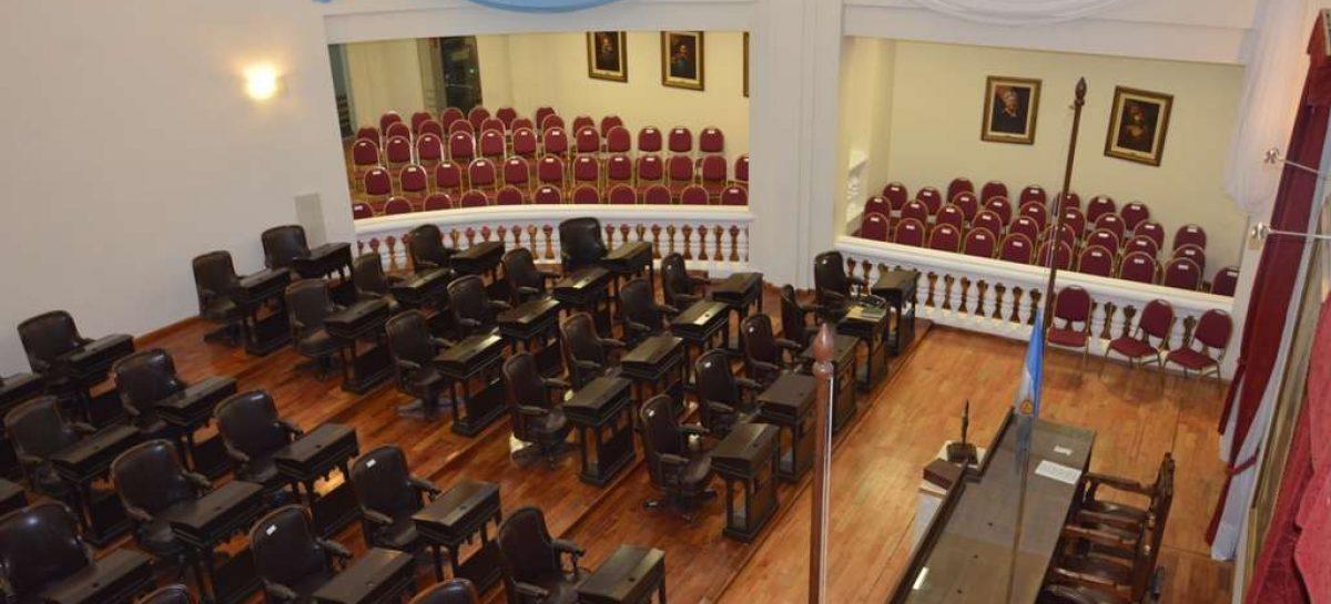 Piden descuentos para los diputados que falten a las sesiones