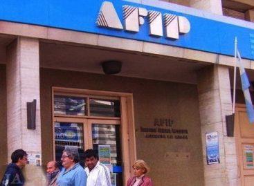 AFIP lanzó moratoria para Pymes y monotributistas