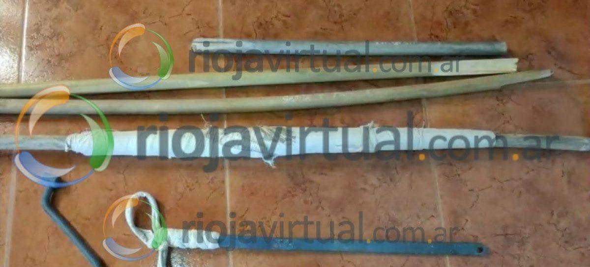Armas tumberas, rehenes y heridos: cómo fue el motín en la cárcel riojana