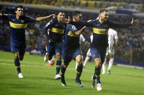 Libertadores. Boca mostró jerarquía y venció a Libertad