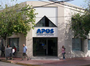 APOS. Afiliados no pagarán más plus y sube a $300 el coseguro