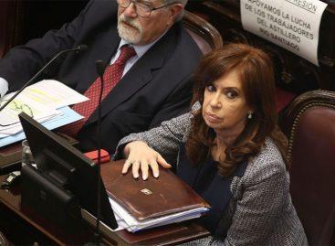 El Senado dio luz verde para allanamientos a CFK