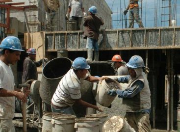 """El sector de la construcción habla de """"situación crítica"""""""