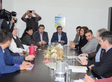 Paredes pidió por el empréstito y reclamó responsabilidad a la oposición