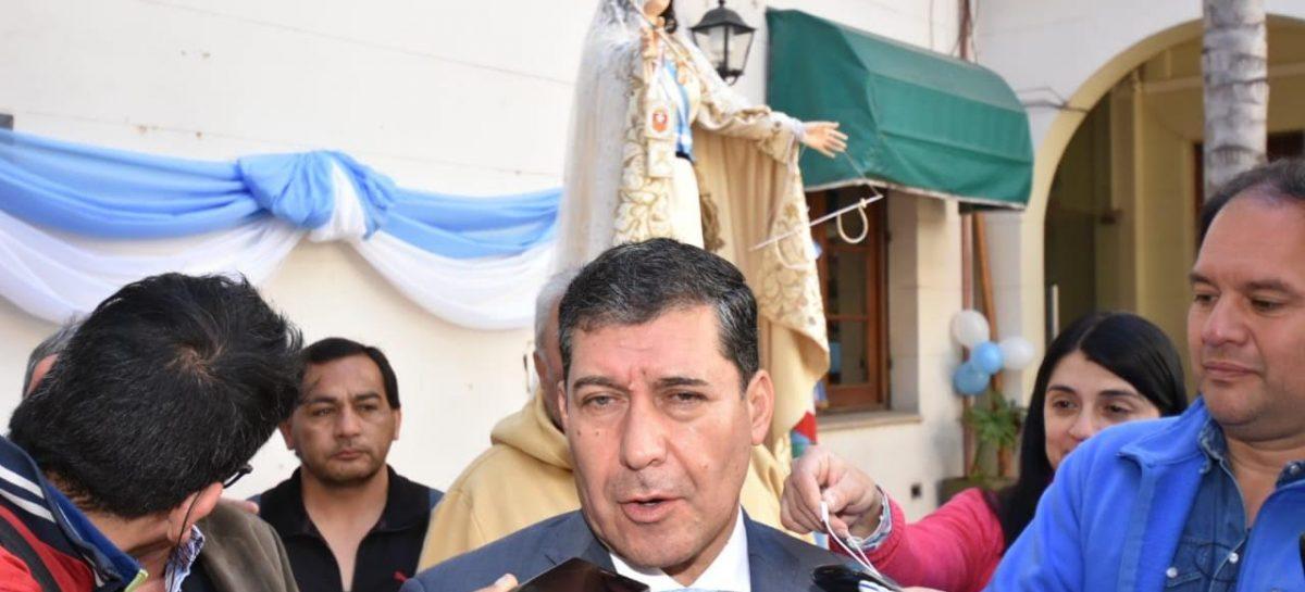 """Casas les pidió """"solidaridad"""" a empresarios y comerciantes"""