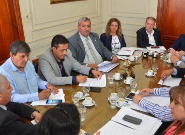 El gobierno mostró números a diputados y negó deuda con Capital