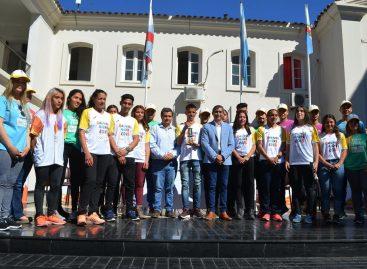 Este miércoles llega la Antorcha Olímpica a La Rioja