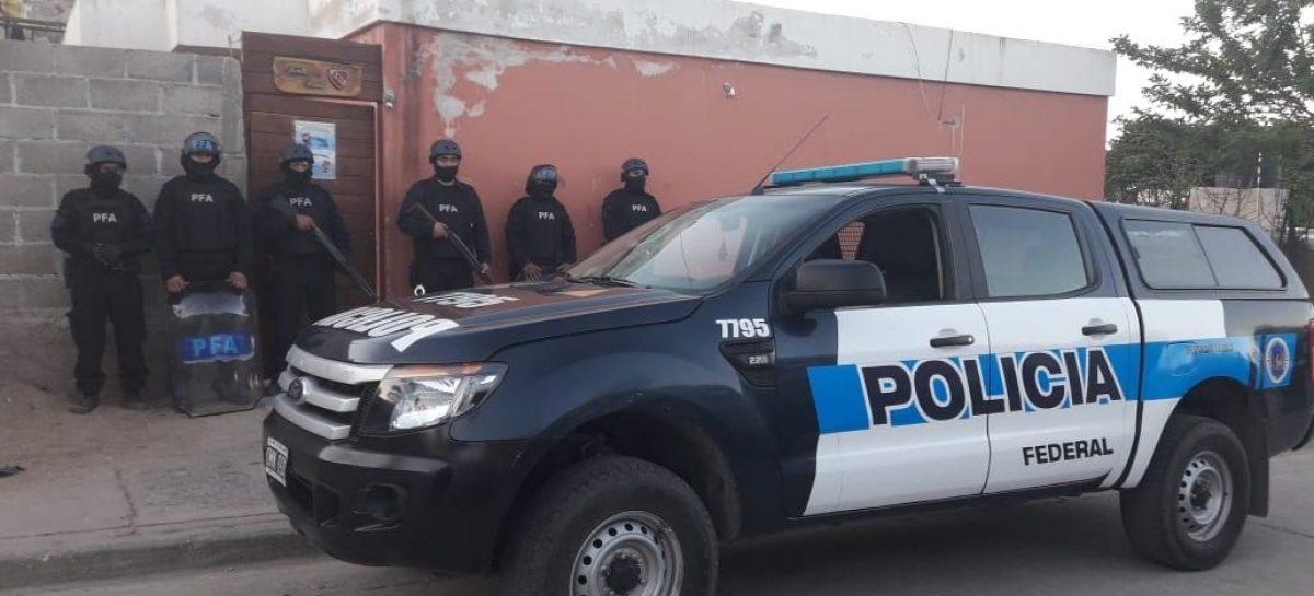 Cuatro detenidos en otro golpe al narco menudeo
