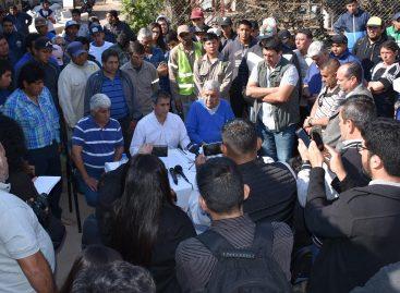 Paredes retomó su enfrentamiento con el gobierno por fondos