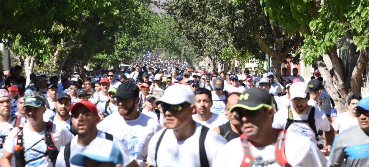 El #SanagastaCorre fue récord: 8500 competidores