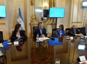 Nación compensa a provincias y municipios por quita de Fondo Sojero