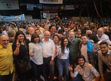 Agrupaciones K lanzaron el frente Unidad Ciudadana La Rioja
