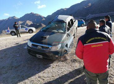 Falleció uno de los accidentados en Pampa de la Viuda