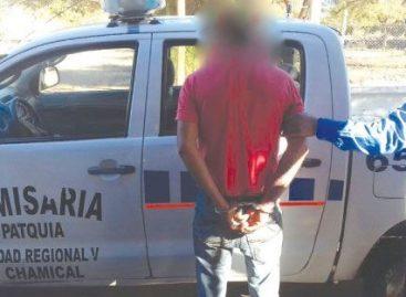 Bestia. Hombre fue detenido por golpear salvajemente a una beba