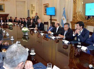 Macri convocó a gobernadores para cerrar el Presupuesto 2019
