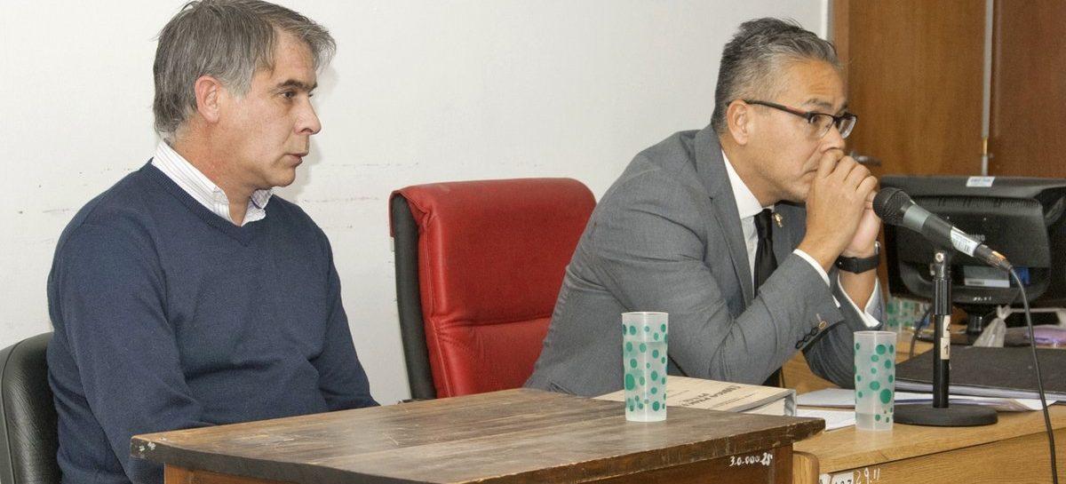 Caso Albornoz. Alfredo Salcedo condenado a 5 años de prisión
